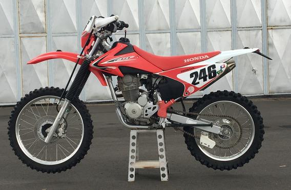 Crf 230 Zerada Moto Da Esposa