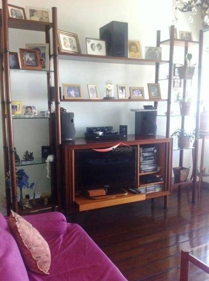 Apartamento Residencial À Venda, Humaitá, Rio De Janeiro - Ap0112. - Ap0112