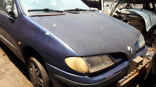 Renault Megane 1.6 8v 1998 Sucata Somente Peças