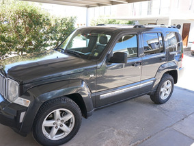 Jeep Cherokee Liberty Limited 3.7 4x4 At.