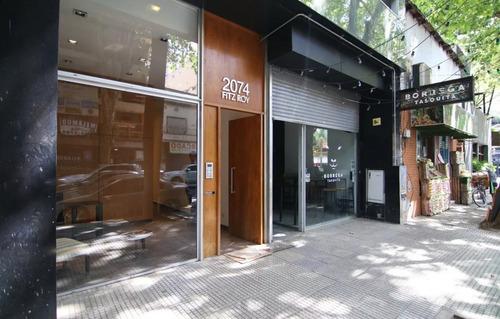 Imagen 1 de 14 de Excelente Oficina,c/ Balcón Terraza. Fitz Roy 2000.