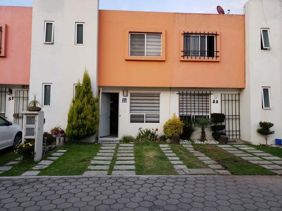 Casa En Venta En Fracc. San Agustin, Cuautlancingo