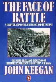 Livro The Face Of Battle John Keegan