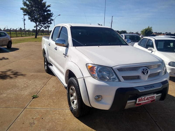 Toyota Hilux Sr 2.5 4x4 Cd 2008