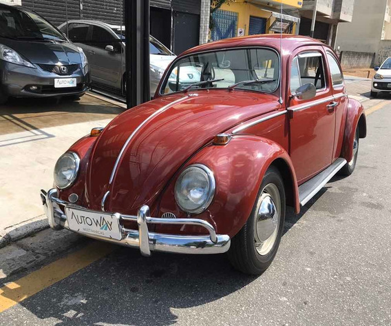 Volkswagen Fusca 1300 1967 Raridade