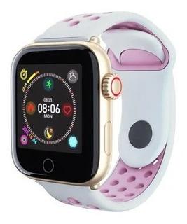 Smartwatch Z7 Caixa De Metal A Prova Dágua Notificações