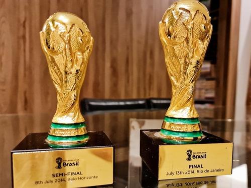 Taça Copa Do Mundo Fifa Brasil 2014