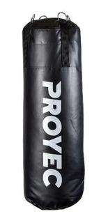 Bolsa Boxeo Proyec Lona Vinilica 0.90 Metros Kick Boxing