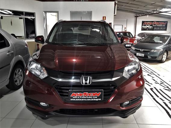 Honda Hr-v Exl Automático Ar Digital Couro