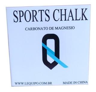 Carbonato De Magnésio Em Barra Chalk 56g- Caixa Com 8 Unid.