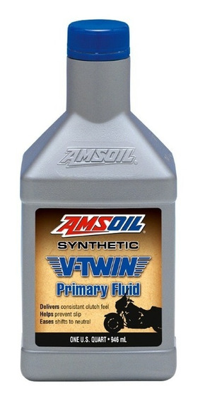 Aceite Sintetico Primario Amsoil Motor Motos Vtwin Mvpqt