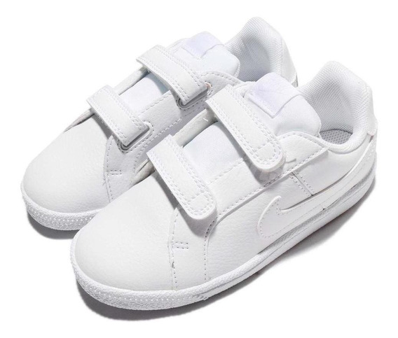 Tenis Nike Court Royale 833537-102 Originales