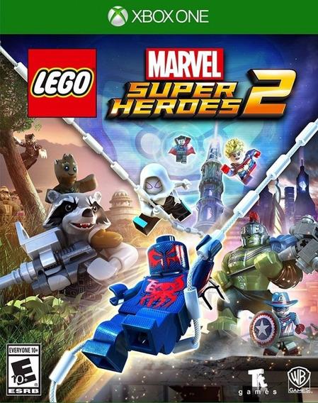 Lego Marvel Super Heroes 2 Xbox One 25 Digitos Ler Anuncio