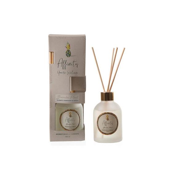 Difusor De Aroma Com Vareta 190ml Bambu Plant
