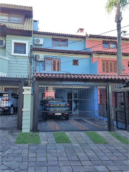 Casa Em Ipanema Com 3 Dormitórios - Lu268422