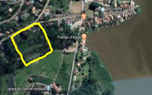 Terreno Atibaia Jardim Paraiso Da Usina