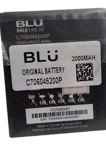 Bateria Pila Blu Studio C5+5 D890 D890u D890l C706045200p