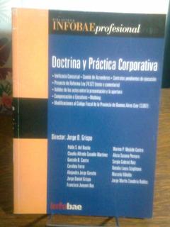 Doctrina Y Práctica Corporativa - Infobae Profesional