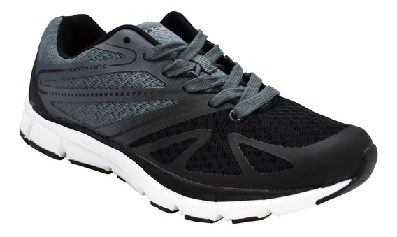 Zapatilla Montagne Running Mujer Jump Cuotas!! Rc Deportes