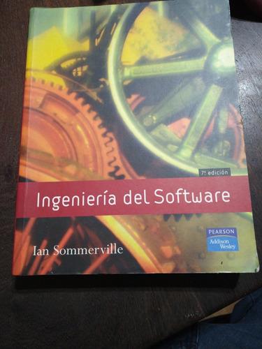 Libro Ingeniería Del Software Sommerville