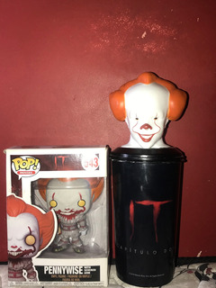 Funko Pop Pennywise Mas Vaso Pennywise