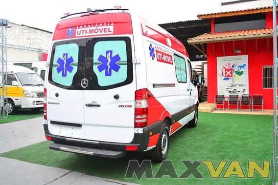 Ambulância Uti | Ambulância Remoção | Ducato | Sprinter Uti