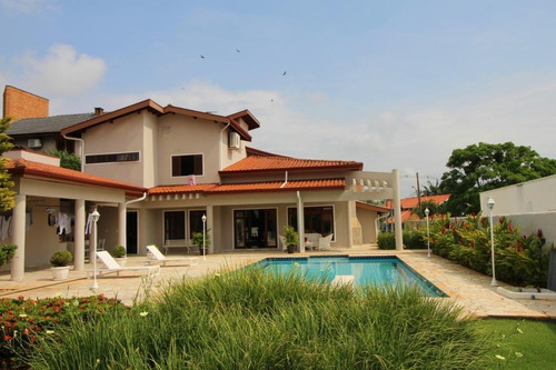 Casa À Venda, 430 M² Por R$ 2.600.000,00 - Residencial Parque Rio Das Pedras - Campinas/sp - Ca0039