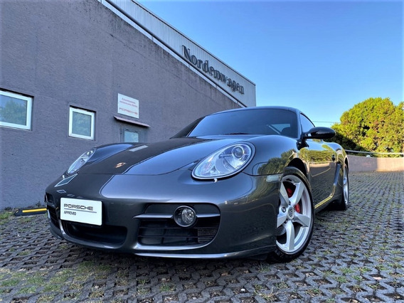 Porsche Cayman S - Porsche Argentina