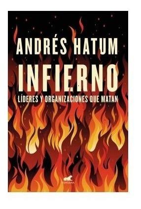 Libro Infierno - Andres Hatum