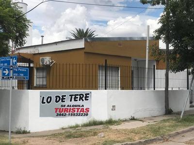 Casa 3 Amb. 8/10 Personas!! Concepcion Del Uruguay/colon