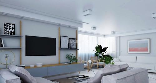Apartamento À Venda Em Rua Doutor José Rodrigues Alves Sobrinho, Alto De Pinheiros, 3 Quartos, 205 M - Pj52843