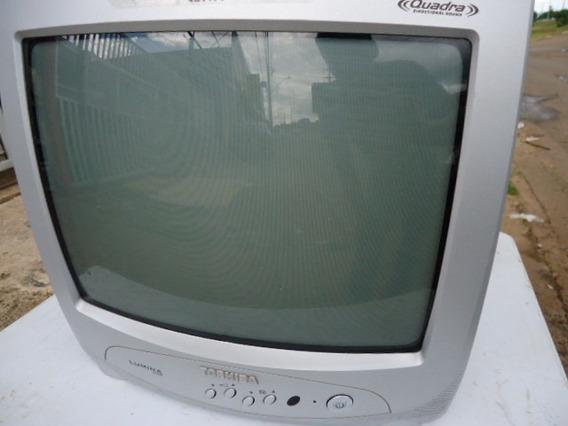 Tv Toshiba De 14 Polegadas Só R$105,00