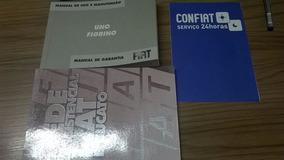 Manual Do Proprietário Fiat Uno Fiorino Ano 2008
