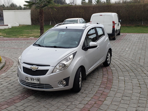 Chevrolet Spark Gt 2010 Impecable 3.8mm