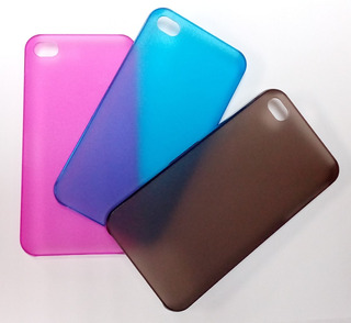 Forro Case iPhone 4 4s Flexible M1