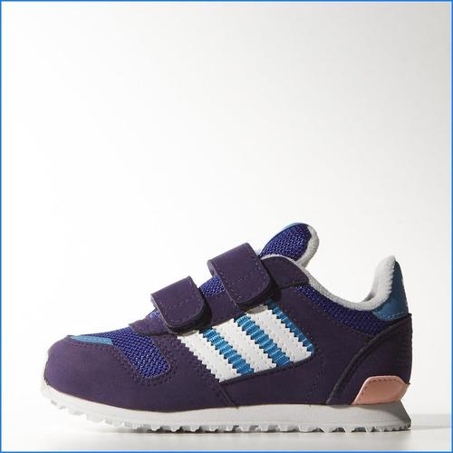 Zapatillas adidas Para Niña Zx 700 T/23.5 Nuevo En Caja Ndpi