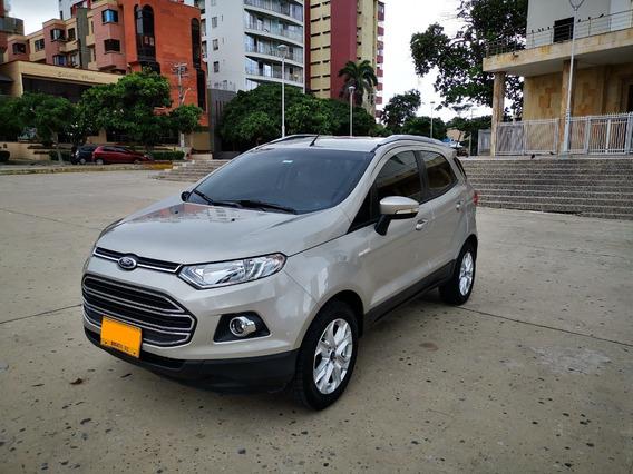 Ford Ecosport Titanium 2.0 Aut. 4x2 Color Beige Riviera 2014