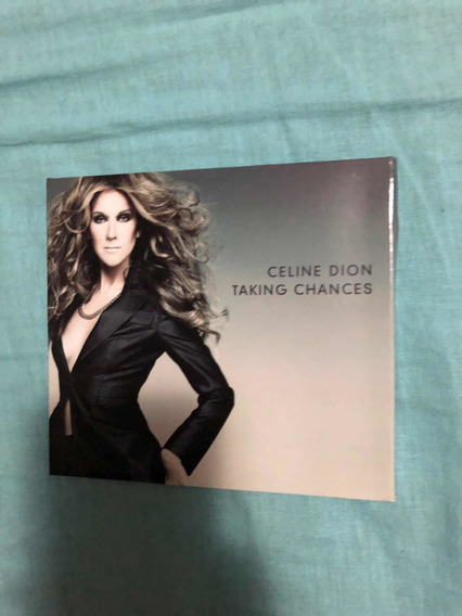 Cd Celine Dion - Taking Chances