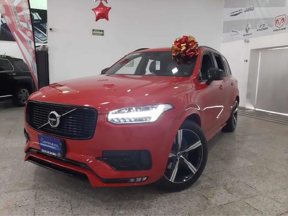 Volvo Xc90 2.0 T6 R-design Awd At 2018