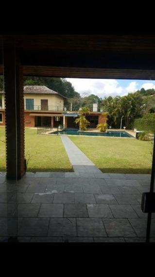 Casa Em Condomínio Para Venda Em Itapecerica Da Serra, Jardim Europa, 5 Dormitórios, 4 Suítes, 2 Banheiros, 4 Vagas - 346
