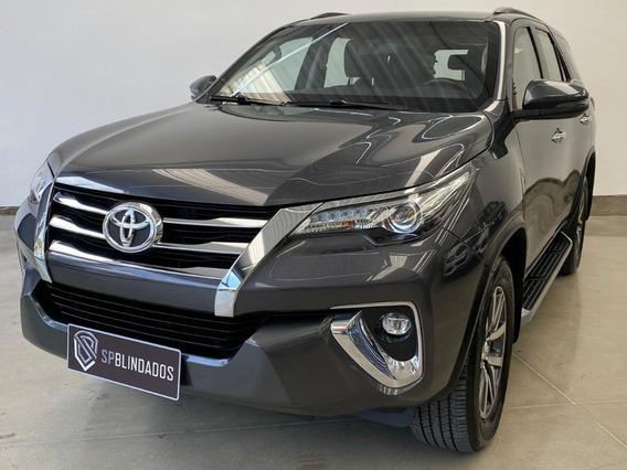 Toyota Hilux Sw4 Srx 7 Lugares Blindada Autostar Niiia