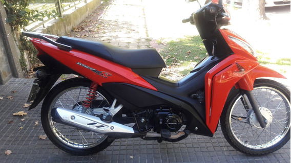 Honda Wave 110 2018 Impecable