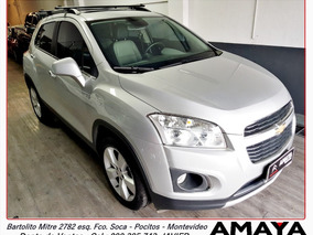 Amaya Garage Chevrolet Tracker 1.8 Ltz Awd At 140cv 4x4
