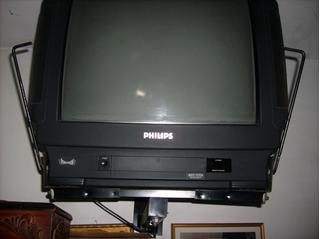 Tv Philips 21 Pantalla Plana Con Control