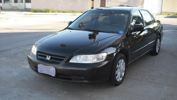 Honda Accord Gasolina E Gnv Muito Conservado.