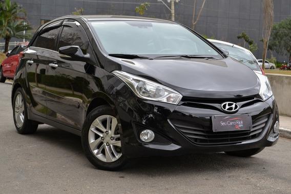 Hyundai Hb20 1.6 Premium Aut. - Couro + Multimídia - 2015