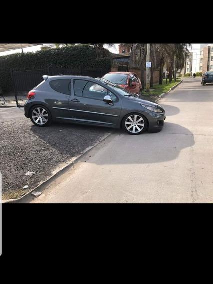 Peugeot 207 1.6 Rc 175cv 2010