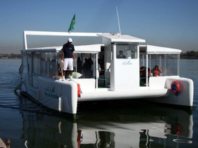 Barco Catamarã 42 Pés( Motores Mercury 4 Tempos 115hp)