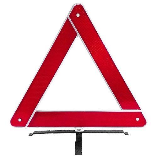 Triangulo De Advertencia - Moledo 98 - Pesado