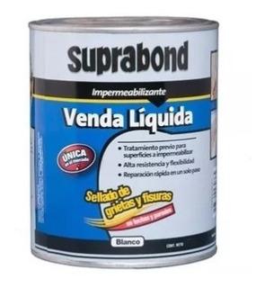 Suprabond Venda Liquida Impermeabilizante X 4 Kg